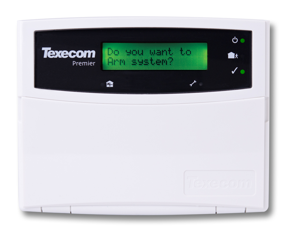 Texecom Premier Elite User Guide