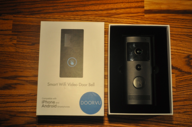 What you get with the DoorVu Smart Doorbell