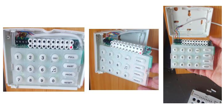 Veritas alarm keypad replacement – Smart Security Guide