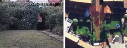 6mm lens CCTV example