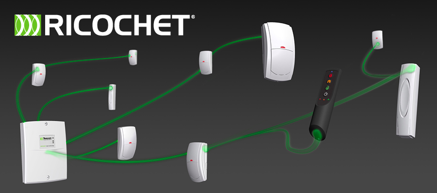 Texecom Ricochet review