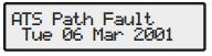 Signal path fault - Texecom Premier alarm