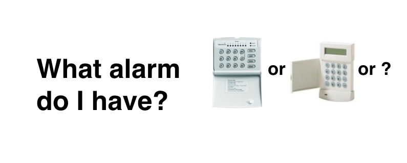 List of all burglar alarm systems / makes / technologies in UK
