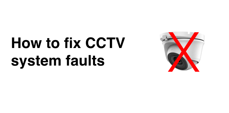 My Hikvision CCTV's not working – how to fix?